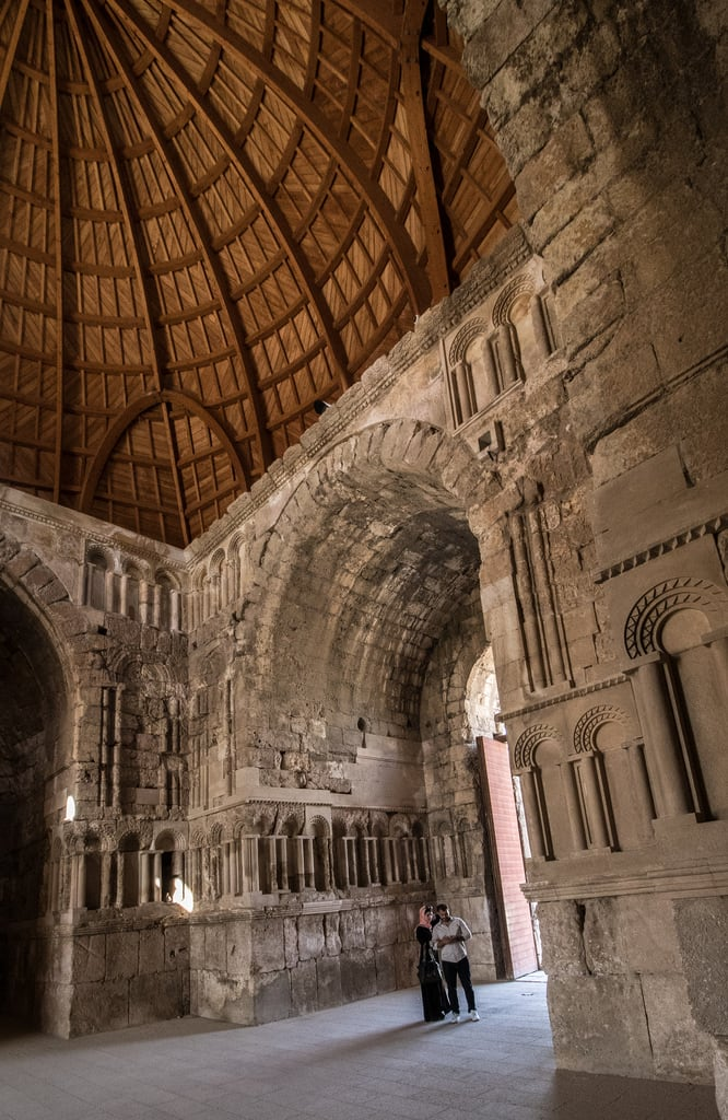 Bild von Umayyad Palace. amman jordan ammangovernorate
