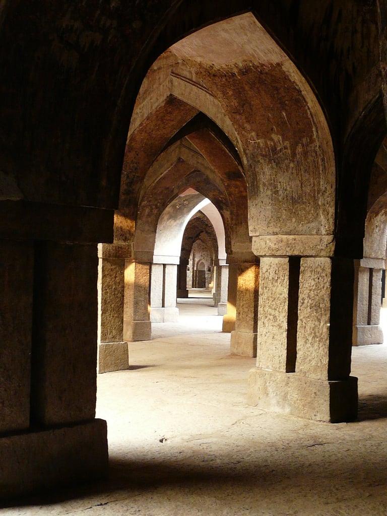 Изображение Khirki Masjid. delhi newdelhi tughlaq jahanpanah tughlak khirkimosque khirkivillage khirkimasjid