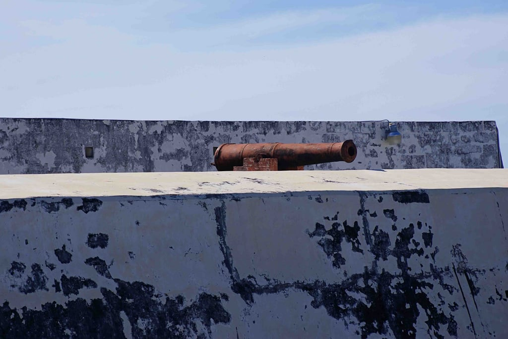 Image of Fort Charlotte. fort cannon bahamas nassau thebahamas newprovidence fortcharlotte ftcharlotte viewfromftcharolotte