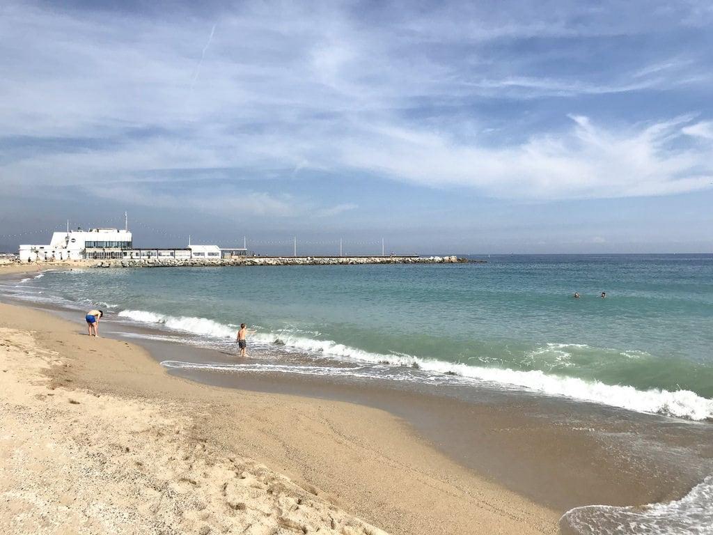 Image of Platja de la Mar Bella.