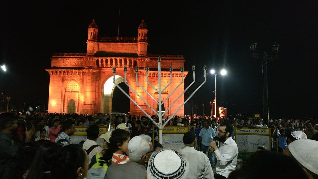 Изображение Gateway of India.