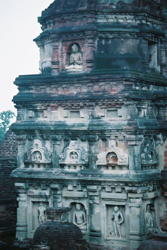 Hình ảnh của Nalanda University ruins gần Silao. travel india geotagged buddhism bihar インド nalanda 仏教 佛教 geo:lat=2513485280405495 geo:lon=8544225633144379