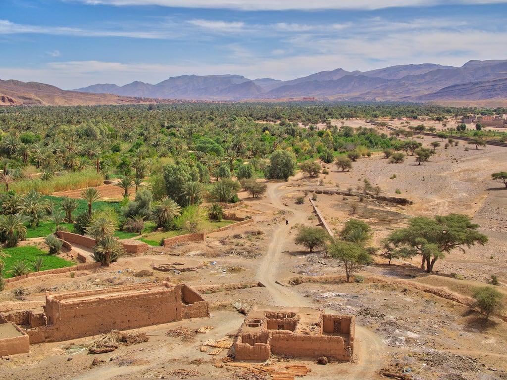 Bild von Agdz. ecolint is morocco cdn agdz soussmassadraâ ma