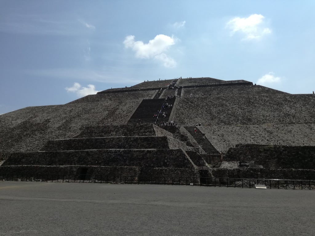 תמונה של Teotihuacán ליד Ampliación San Francisco. mexico teotihuacan