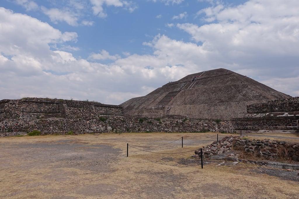 תמונה של Teotihuacán ליד Ampliación San Francisco. méxico teotihuacan