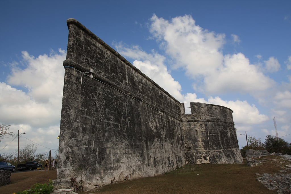 Image of Fort Fincastle.