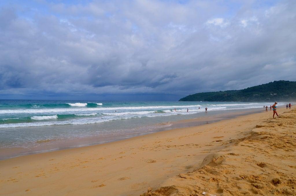 Image of Karon Beach (หาดกะรน) Karon Beach.