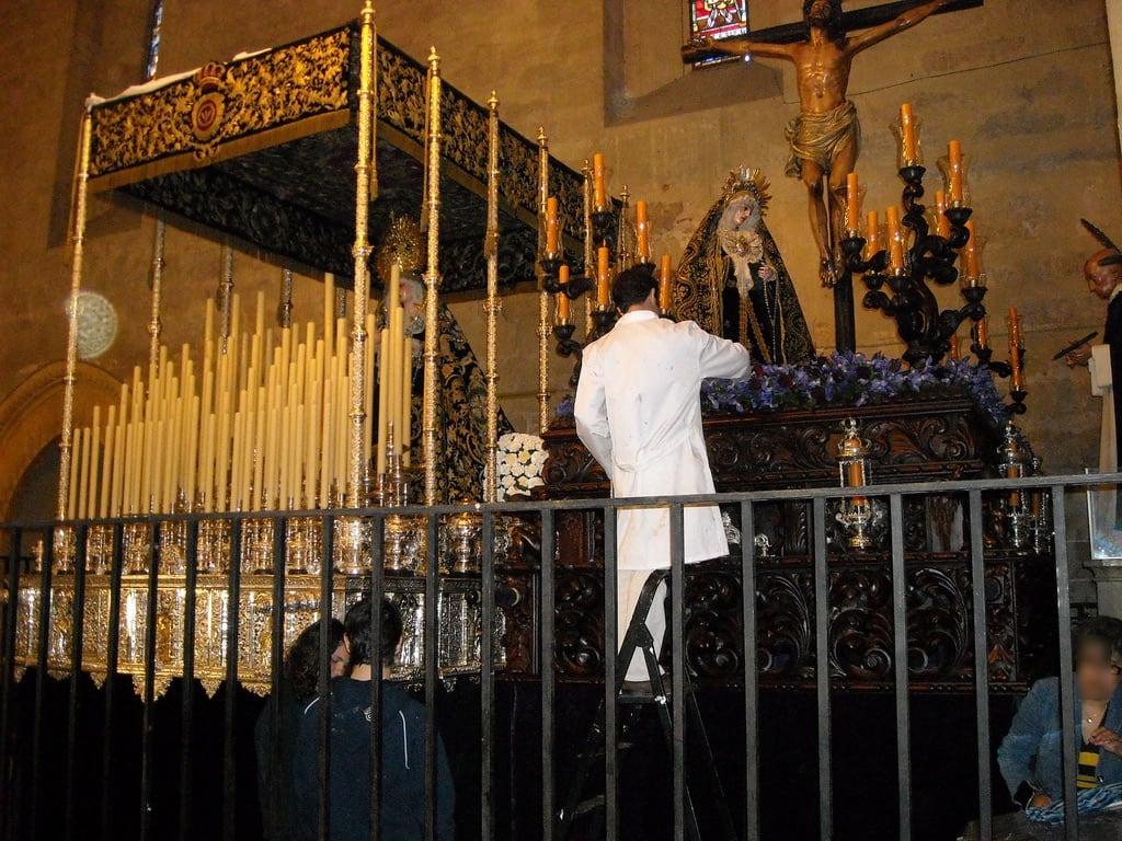 Obraz Iglesia de San Pablo. santa españa spain san pablo iglesia andalucia paso cordoba semana