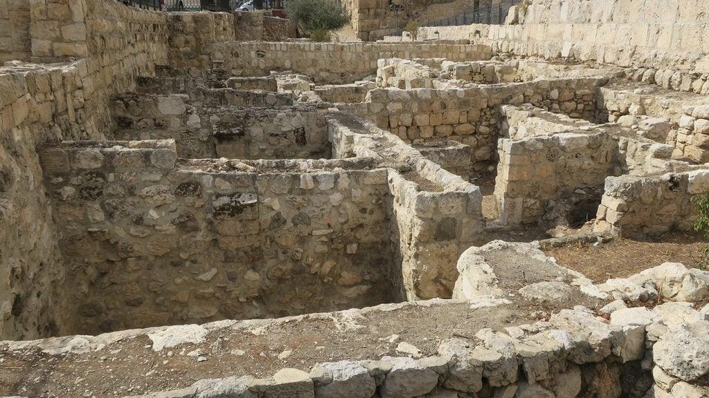 Imagen de Jerusalem Archaeological Park. templemount southernwall archaeology jerusalem oldcity israel
