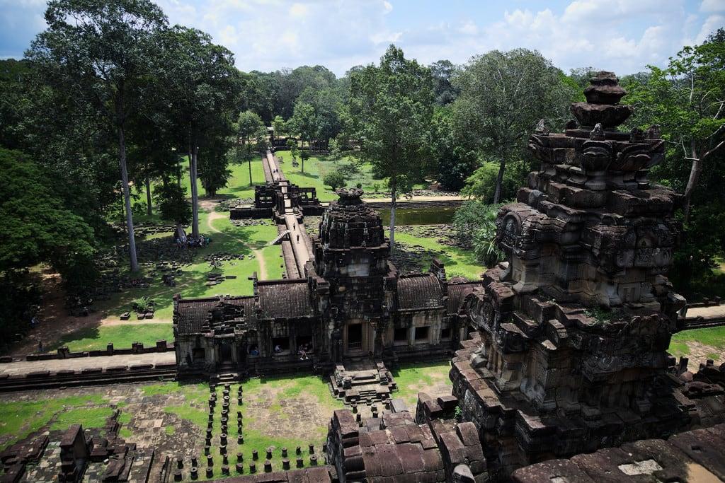 صورة Baphuon Temple. baphuon ប្រាសាទបាពួន temple tempio cambodia landscape cambogia paesaggio canon eos6d 24105mm