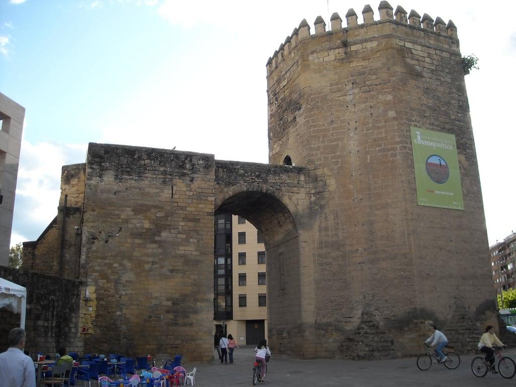 Obraz Torre de la Malmuerta. españa tower spain torre andalucia cordoba spagna malmuerta