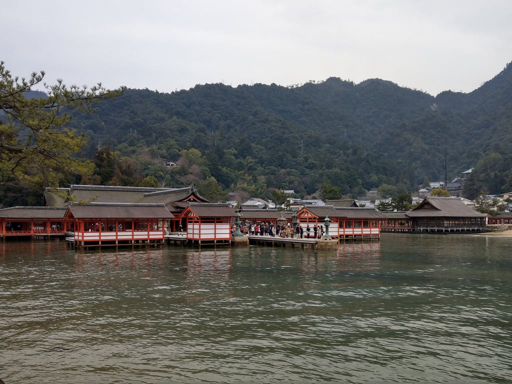 Itsukushima Shrine 的形象. 廿日市 hatsukaichi 宮島 miyashima 厳島神社 嚴島神社 itsukushimashrine