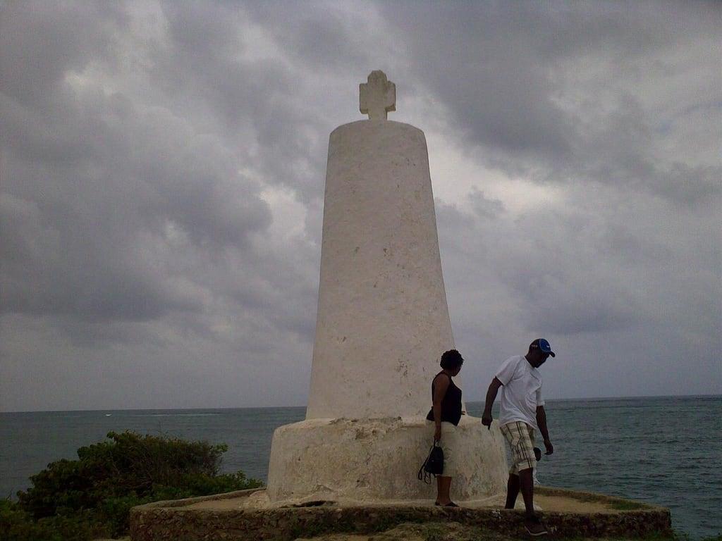 Image of Vasco da Gama Pillar. malindi
