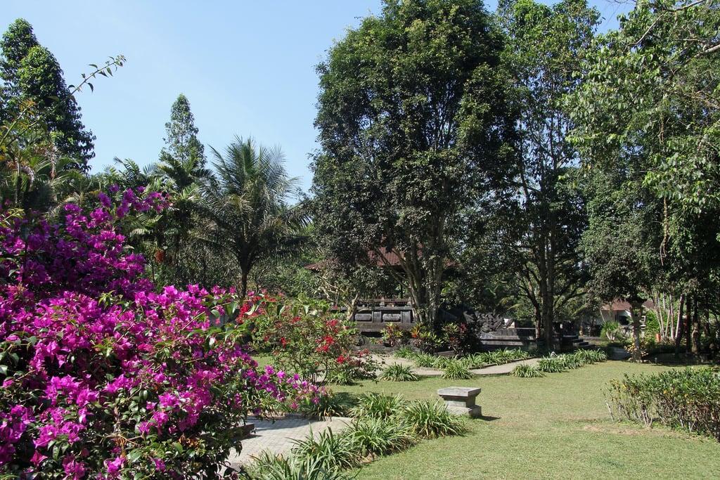 Εικόνα από Tirta Empul temple. tampaksiring bali indonesien idn