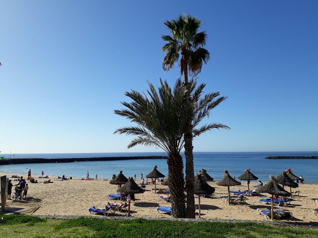 Playa del Camison görüntü.