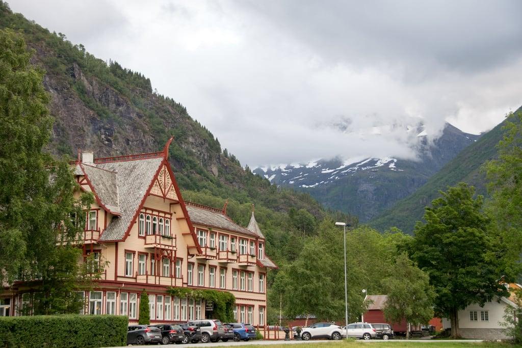 Image of Hotel Union Øye. norway øye hotelunionøye
