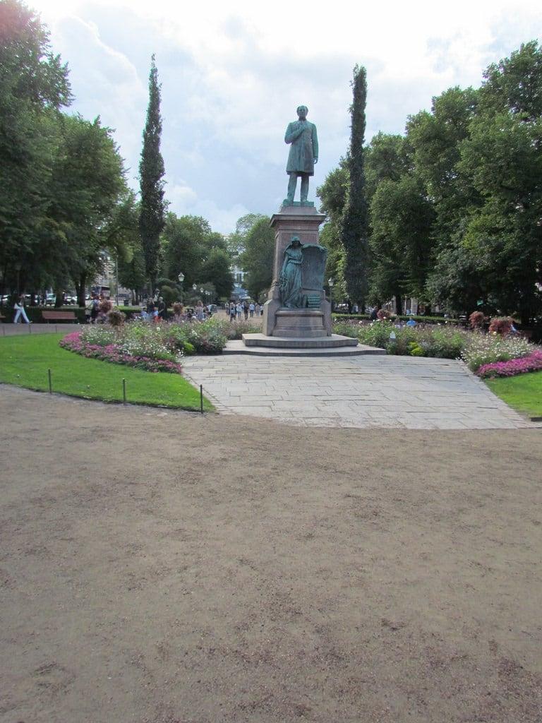 Image of Johan Ludvig Runeberg.