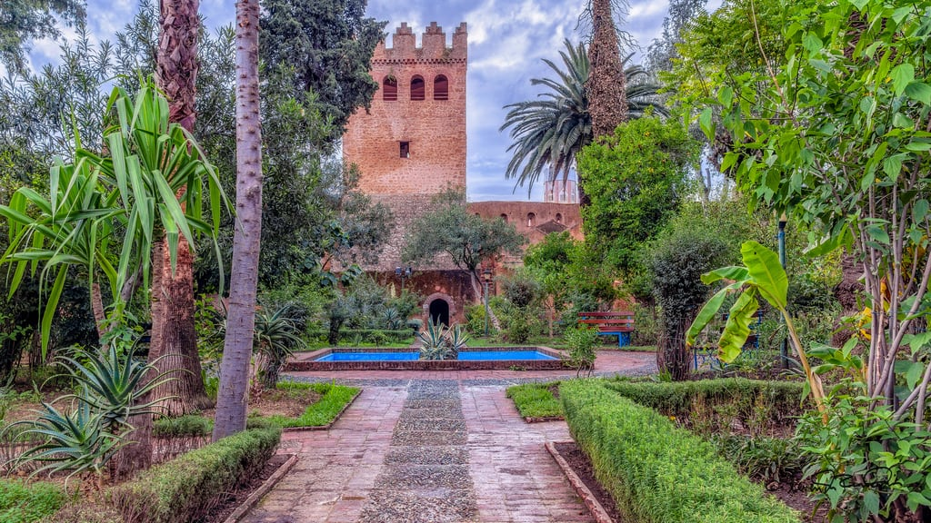 Imagine de Kasbah. cstevendosremedios chefchaouen tangiertetouan morocco ma