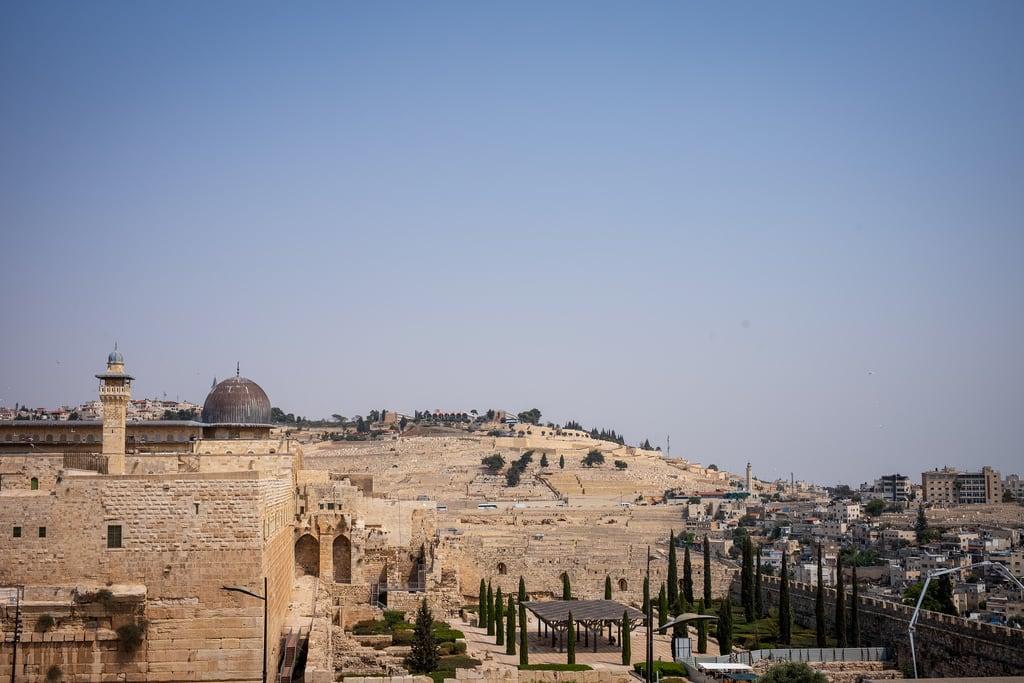 Изображение Стена Плача вблизи Old City. jerusalem israel westernwall