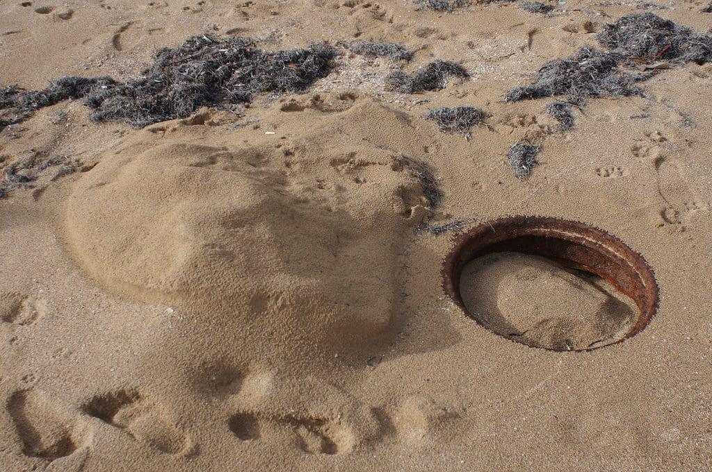 Image of La Playa @ Ocean Park Ocean Park Beach near San Juan. sanjuan beach puertorico