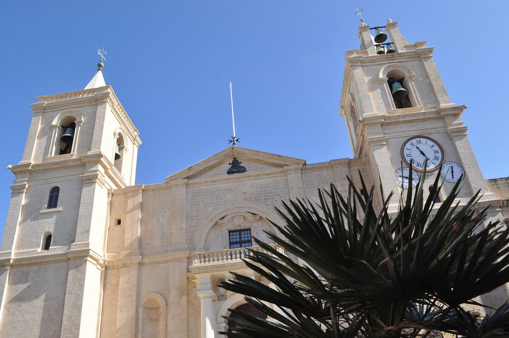 Immagine di St. John's Co-Cathedral. malta valletta stjohns cathedral