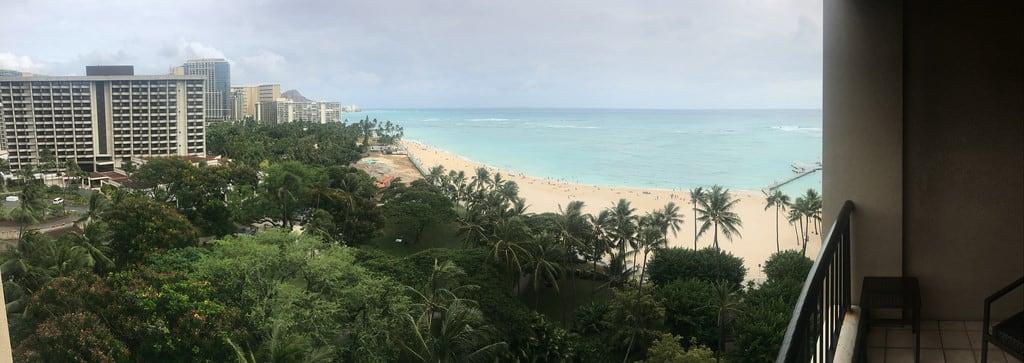 Bilde av Waikiki Beach.