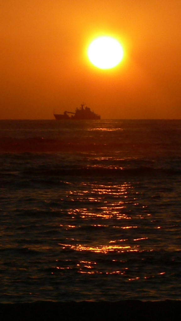 Bild av Kaimana beach nära Honolulu. appletv jaimansson