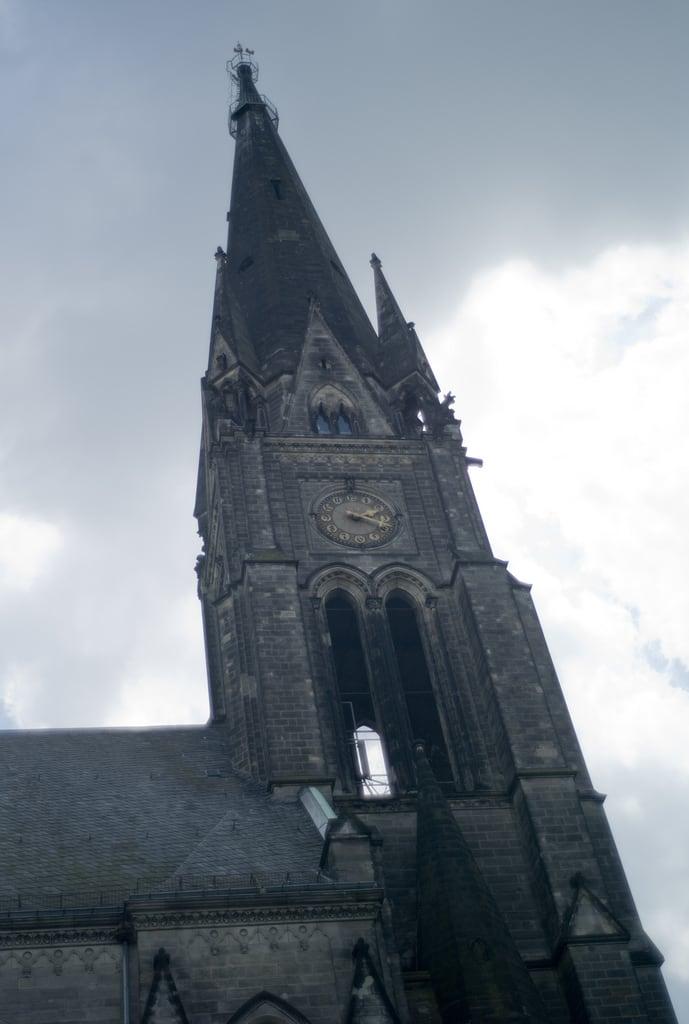 Bild von Kirche am Südstern. leica berlin church m8 35mmf14 summiluxm