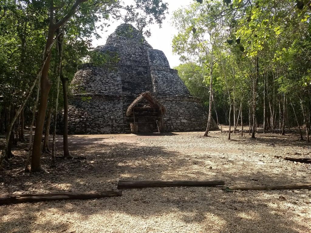 תמונה של Cobá. mexico yucatan vacation holidays belatedchristmas advanceparole coba