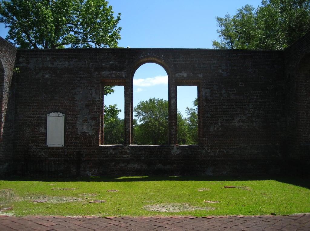 Bilde av Historic Brunswick Town nær Town of Carolina Beach. vacation nc northcarolina chapel brunswick historic oakisland brunswicktown