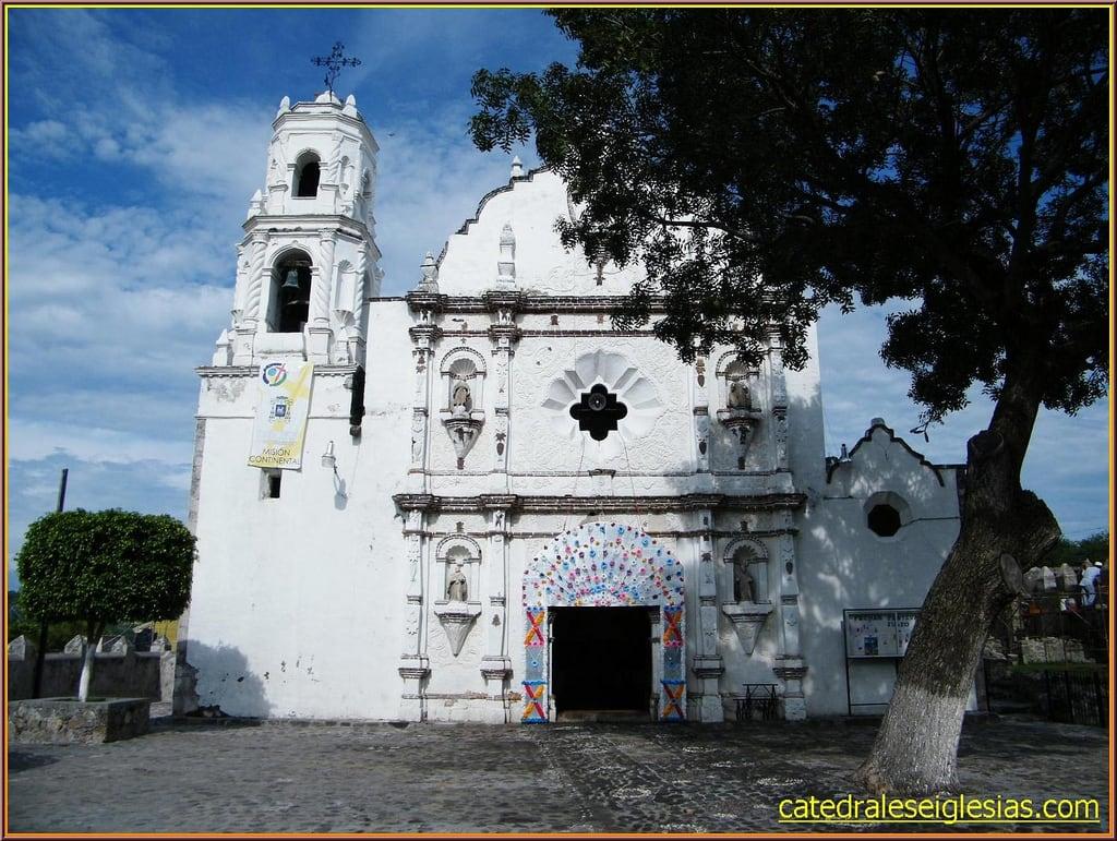 Image of Coatetelco. diócesisdecuernavaca