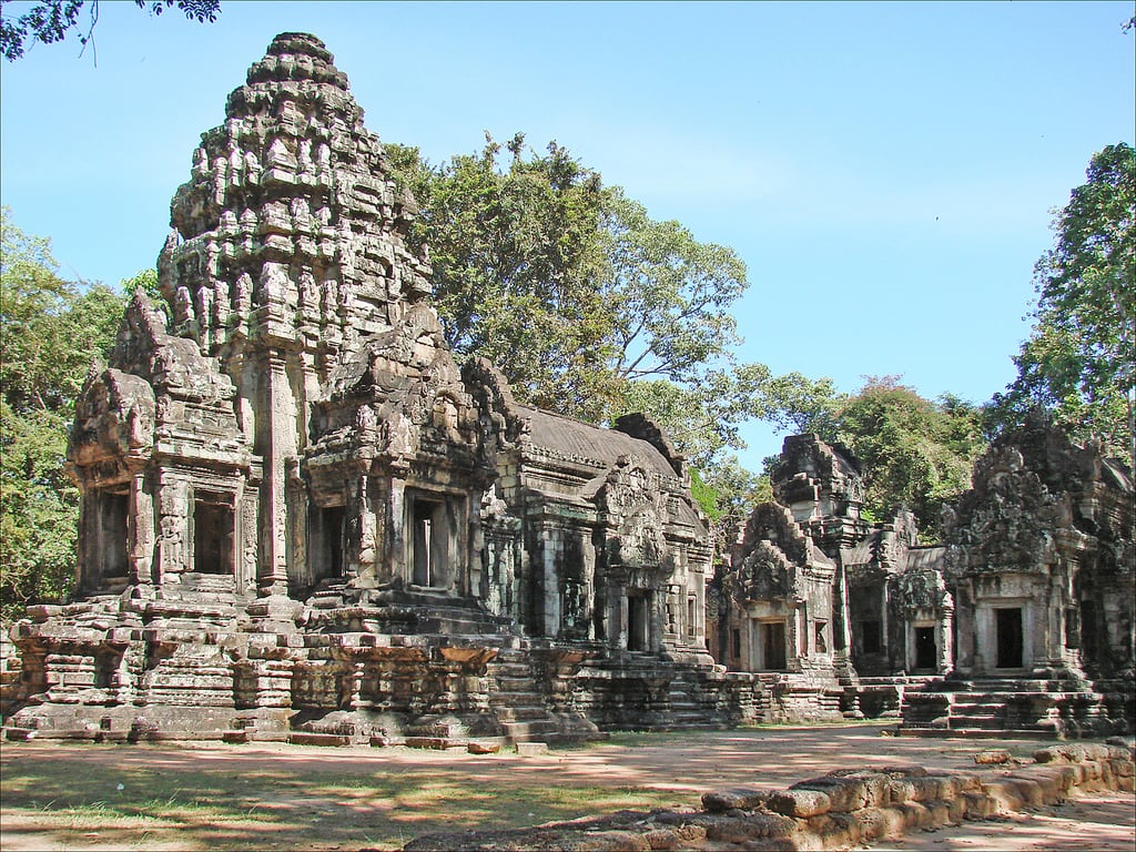 صورة Thommanon Temple. cambodge cambodia angkor thommanon dalbera artkhmer anniedalbera