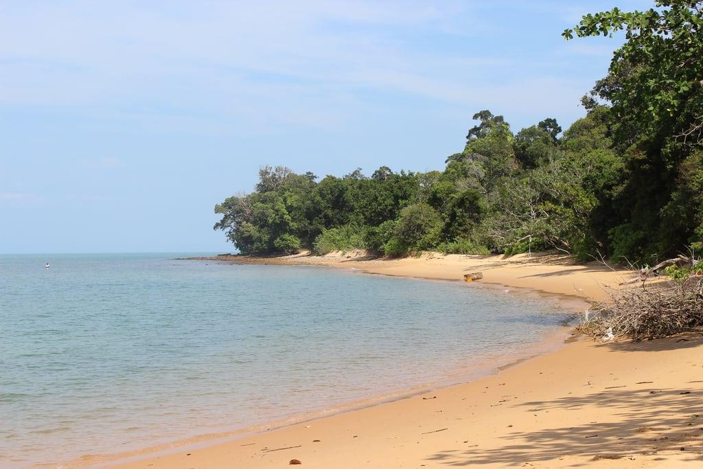 Shark Bay Beach képe.