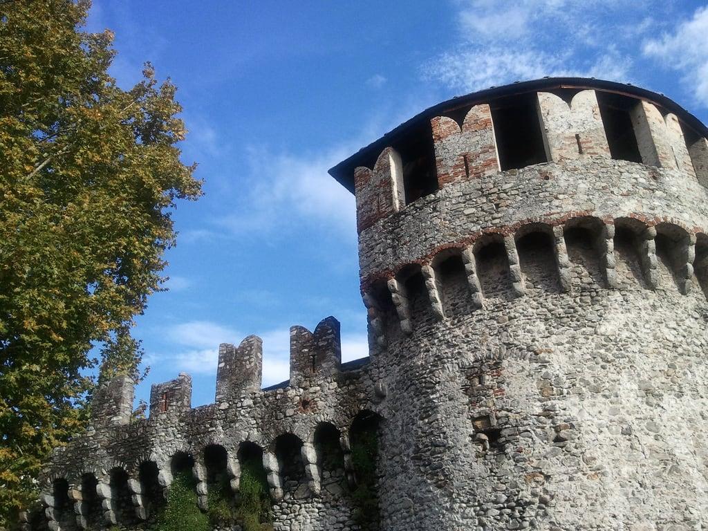 Image of Castello Visconteo. castle ticino suisse locarno chateau svizzera castello castellovisconteo