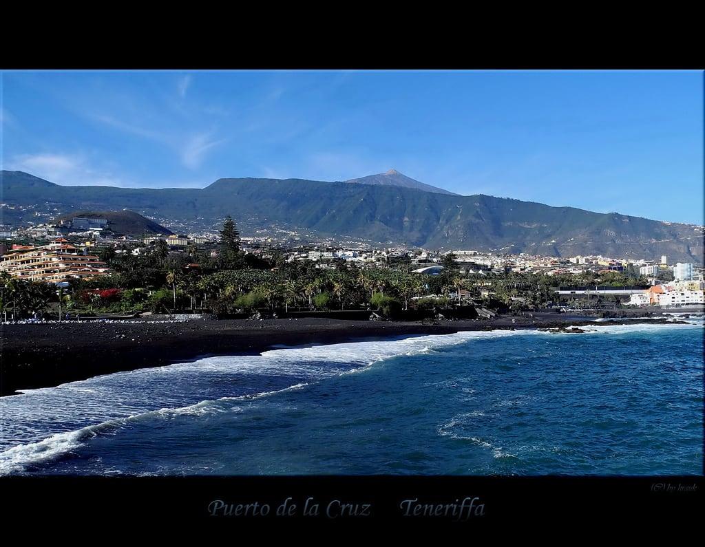 Playa Jardín görüntü. travel nature nikon tenerife teneriffa atlanticocean canaryislands puertodelacruz kanarischeinsel atlantischerozean thirau hrauk