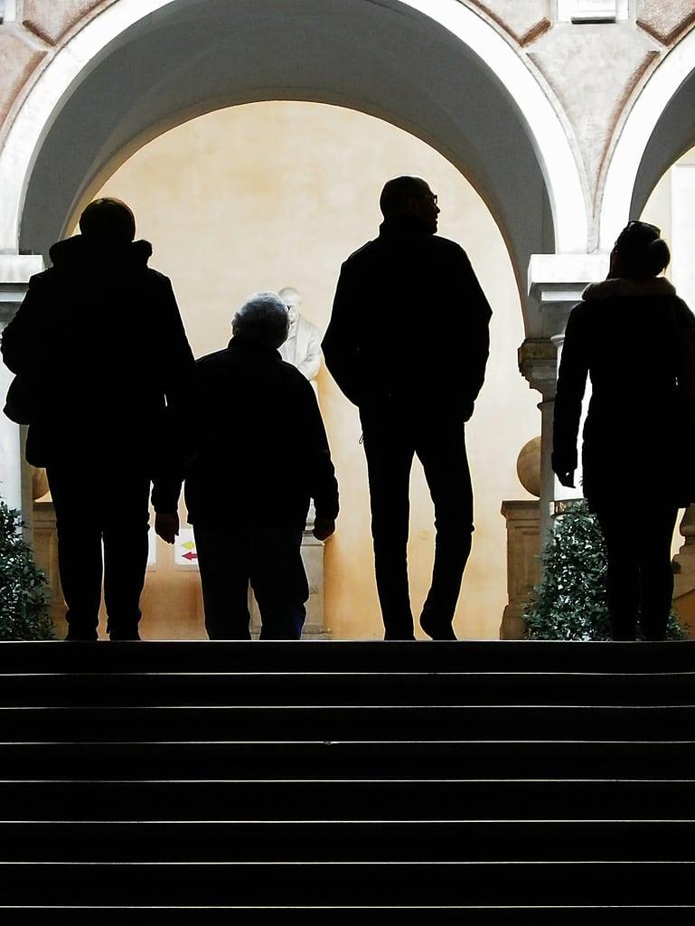 Palazzo Doria-Tursi 的形象. mare unesco genova luce rolli 2013
