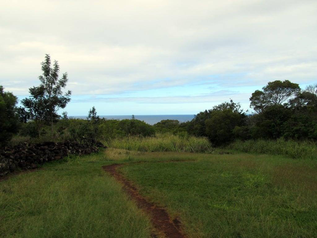 Image de Pu'u O Mahuka Heiau. winter usa monument temple hawaii oahu northshore 2013 puuomahukaheiau