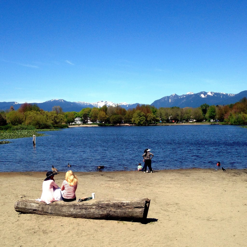 Obraz Trout Lake Beach. lake vancouver week18 trout p365 photo124 uploaded:by=flickrmobile flickriosapp:filter=nofilter p365x52