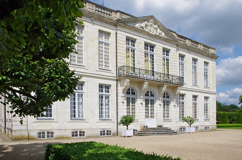 Image of Château de Bouges. france castle indre castelo castello château kale 城 castillo burg kasteel zamek 城堡 замок κάστρο قلعة bougeslechâteau