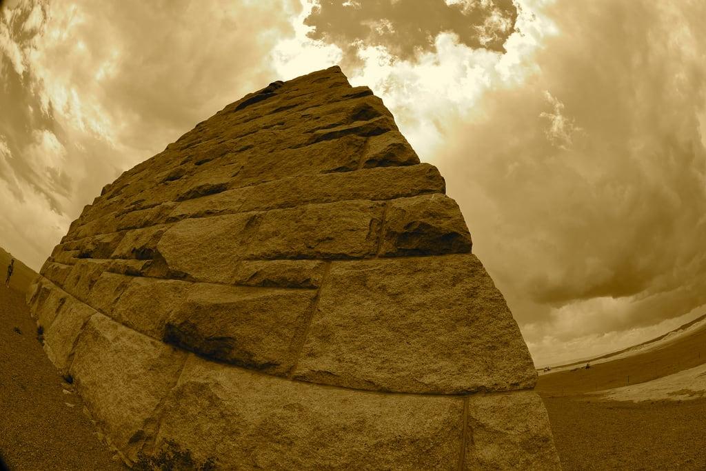 Изображение Ames Monument.