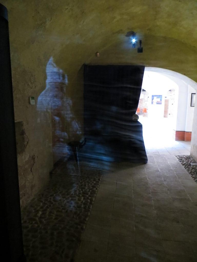 Image of Ventspils Castle. castle latvia ventspils kurzeme courland livonianorder ventspilscastle