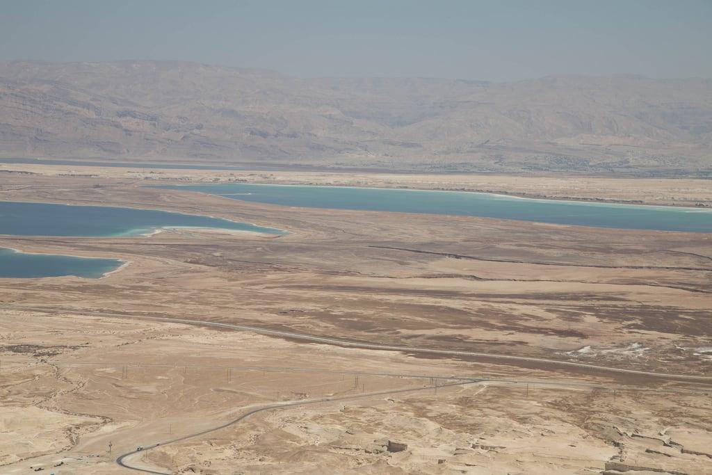 Imagen de Massada. israel masada tamar southerndistrict