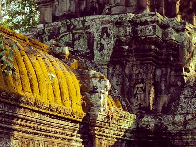 Best places to visit in Cambodja