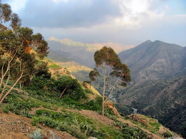 Best places to visit in Eritreja