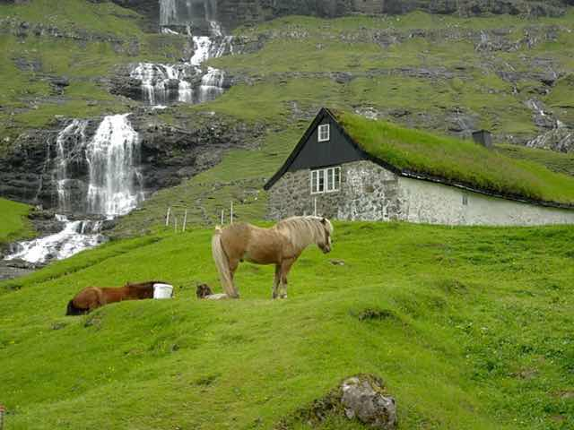 Best places to visit in Kepulauan Faroe
