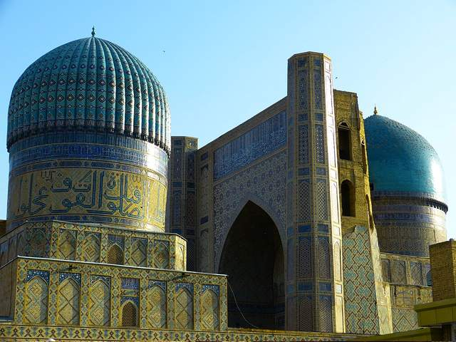 Best places to visit in Uzbekistāna