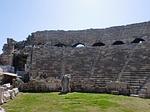 Zdjęcie:   Turcja  Riwiera Turecka  Alanya  (alanya, turcja, teatr rzymski)