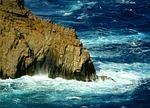 Zdjęcie:   Hiszpania  Baleary  Majorka  Cales de Mallorca  (rock, wybrzeżu, spray)