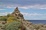 Zdjęcie:   Hiszpania  Baleary  Majorka  Cales de Mallorca  (szlak, directory, drogowskazy)