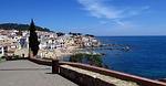 Zdjęcie:   Hiszpania  Costa Maresme  Calella  (calella, morze, catalonia)